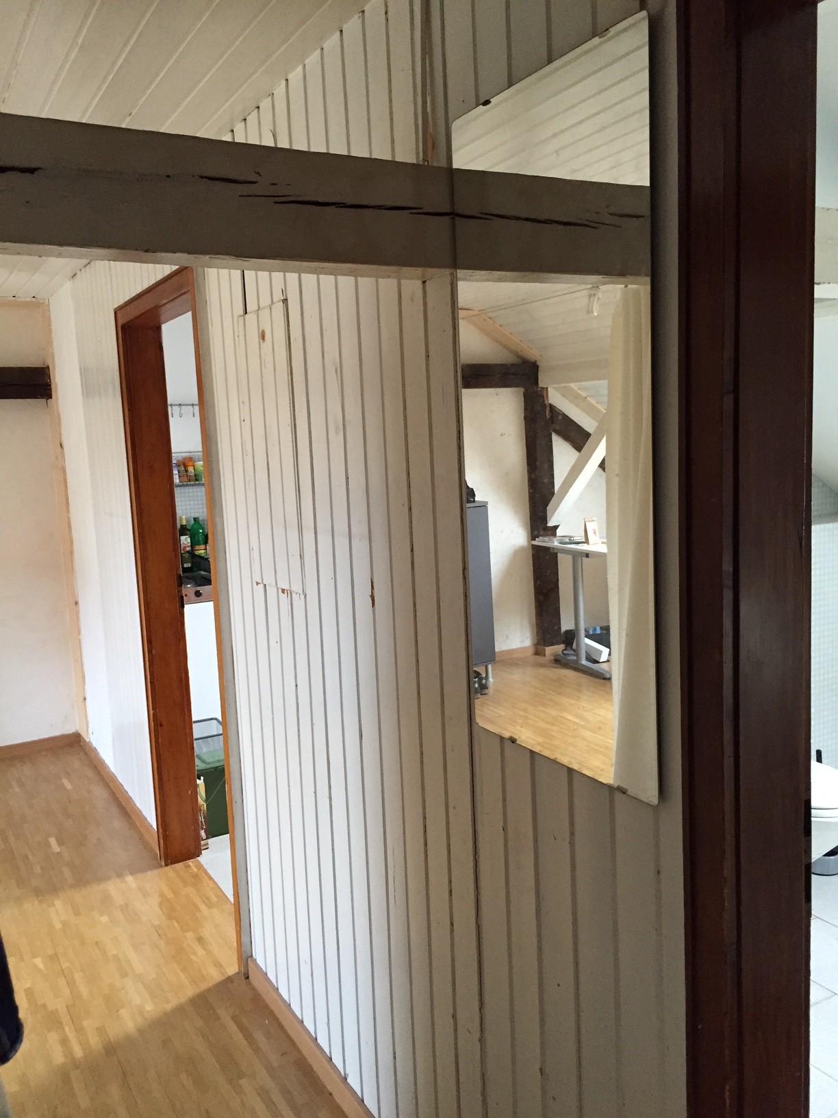 2 zw dachgescho am heidelberg kirchheim zu vermieten. Black Bedroom Furniture Sets. Home Design Ideas